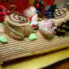 本庄市西五十子「トランテアン」のクリスマスケーキ
