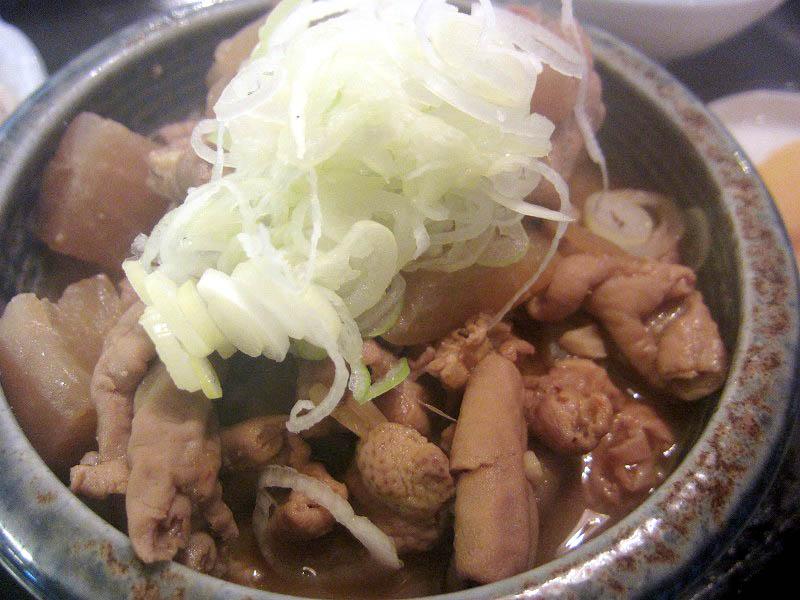 久喜市菖蒲町下栢間「JA南彩食堂」のもつ煮定食