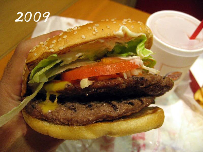 【2012年】バーガーキングのおかわり自由キャンペーンが今年もやってるぞ!