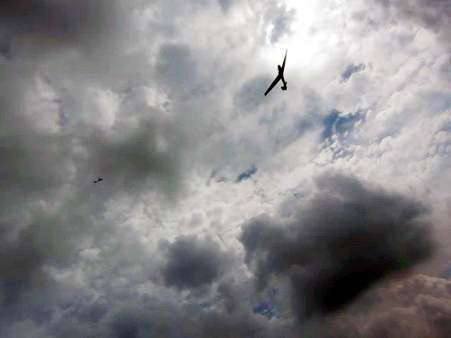 熊谷市葛和田「妻沼グライダー滑空場」の県民グライダー搭乗会 後編