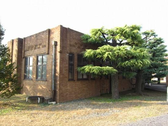 熊谷市妻沼の国登録有形文化財「坂田医院旧診療所」その1