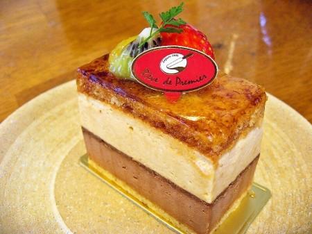 熊谷市籠原南1「レーヴ・ド・プルミエール」のケーキ
