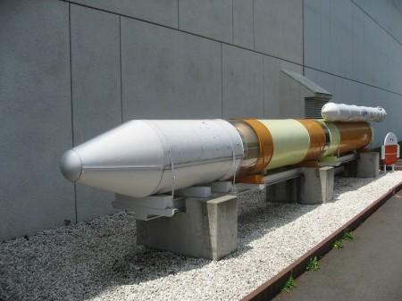 JAXAの筑波宇宙センターの一般見学ツアー その2
