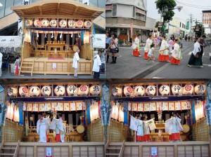 籠原夏祭り「八坂祭り 本祭」