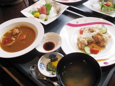 熊谷市小島「旬菜茶房みかわ 熊谷本店」の本日のお食事