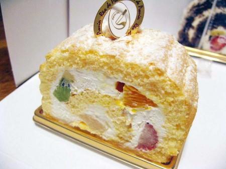 深谷市上柴町東4「レーヴ・ド・プルミエール」のケーキ