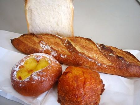 熊谷市宮町「boulangerie Matsuoka」のパン