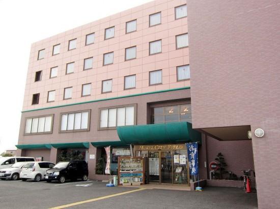 熊谷市籠原南1丁目「ホテル シティフィールド」の深谷牛のすき焼き