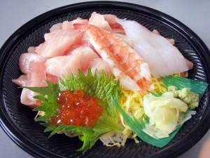 熊谷市新堀新田「マミーマート」のとろびんちょう丼