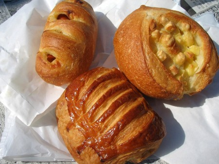 深谷市東方町3丁目「remercier」のパン