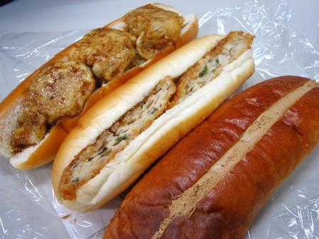 深谷市上柴町西2丁目「まいどや」の調理パン