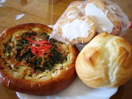 深谷市上野台「パン工房クルトン」のパン