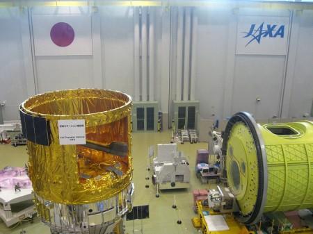 JAXAの筑波宇宙センターの一般見学ツアー その4