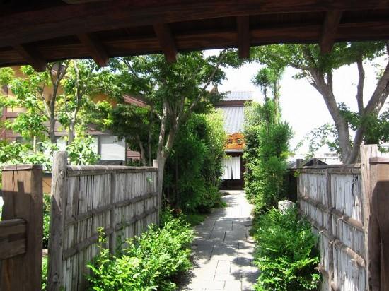 熊谷市新堀「徳樹庵」のうな重ミニそば・うどんセットとレディースセット