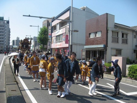 2010年 熊谷うちわ祭 その3