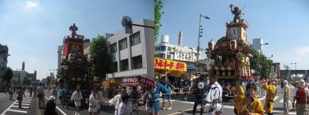 2010年 熊谷うちわ祭 その4