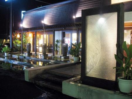 熊谷市代「ブルームーンカフェ」のオムライス