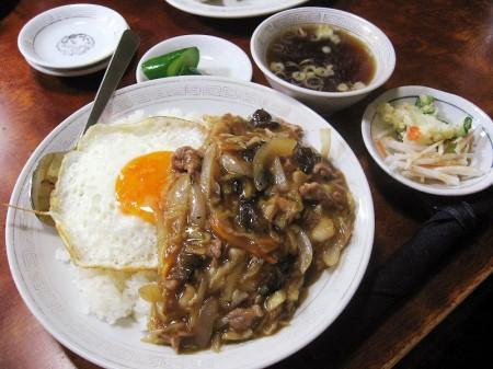深谷市上野台「中華料理 和幸」の中華ランチと和幸メン