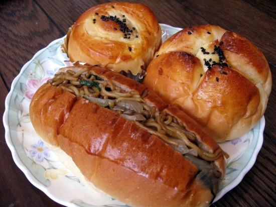 熊谷市宮町2丁目「コッペリア」のパンとシベリア
