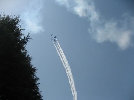 航空自衛隊熊谷基地「さくら祭」
