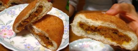 熊谷市宮町2丁目「コッペリア」のクリームパン