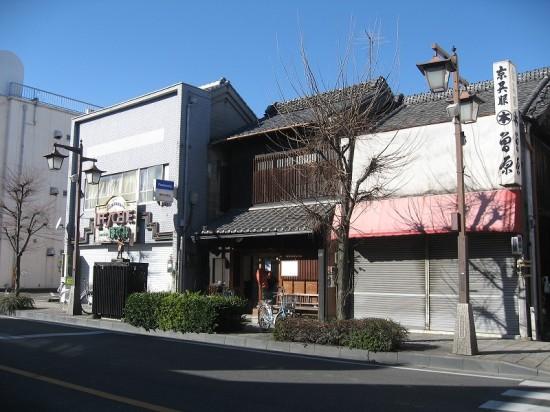行田市行田「翠玉堂」の新春餅つきと書初めと焼きうどんパン