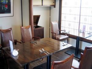 熊谷市宮町2丁目「カフェ・ド・リッチ」のランチ