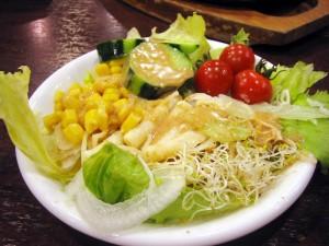 熊谷市石原「けん」の熟成肩ロースポークステーキ