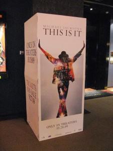 映画:マイケル・ジャクソン「THIS IS IT」 再び