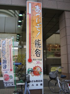 あついぞ熊谷!雪くま2009