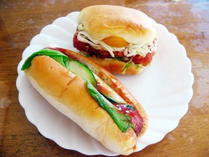 深谷市桜ヶ丘「ネルダム」のパン