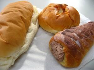 熊谷市赤城町3丁目「アルザン」のパン