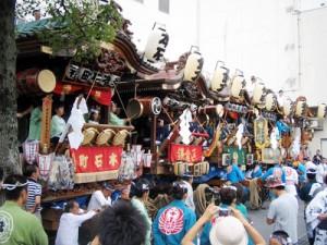2009年熊谷うちわ祭り