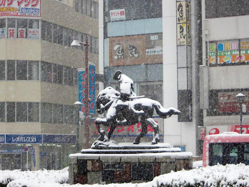 ある雪の日の日記