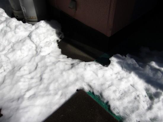 効率的な雪かきの3つのポイント