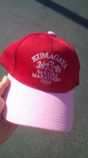 今日は熊谷さくらマラソン