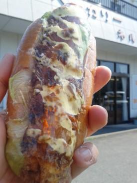 チクワのウインナードッグ