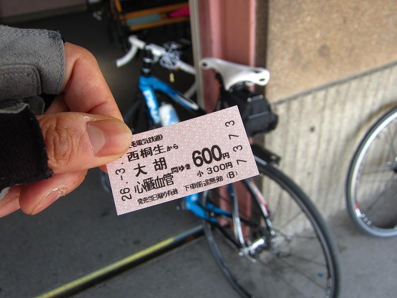 自転車と一緒に電車に乗れる「上毛電鉄サイクルトレイン」に乗ってきた