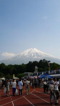 明日は富士ヒルクライム