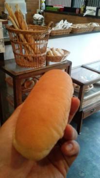 雨の日のパン