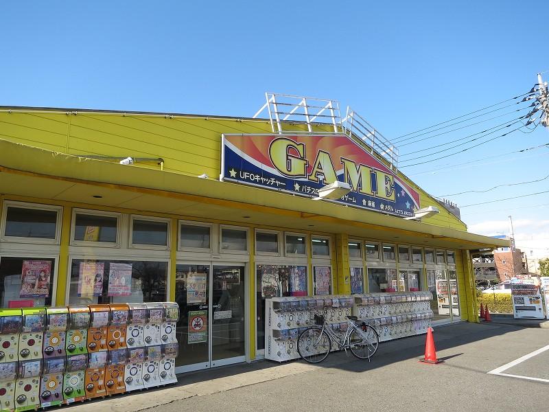 深谷市上柴町西4丁目「ビデオゲームミュージアム ロボット」のレトロゲームたち