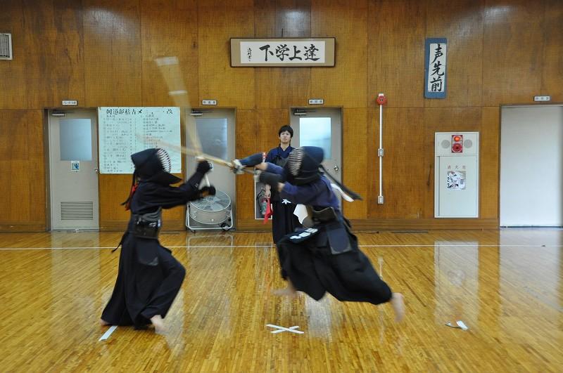 籠原の剣道教室「籠原剣友会」で新剣士を募集中です
