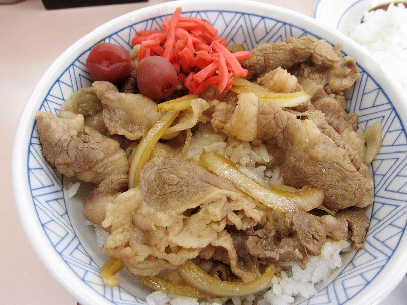 上尾市大字大谷本郷「横浜家上尾店」のまんぷくセット