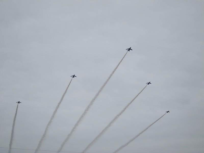 航空自衛隊熊谷基地さくら祭り2015