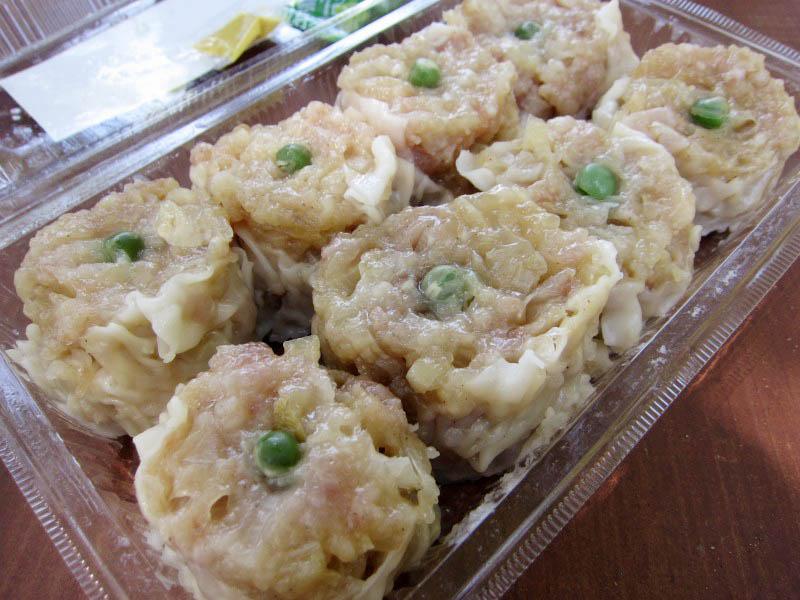 太田市西本町「第一軒」の唐揚げ弁当と手づくりジャンボシューマイ