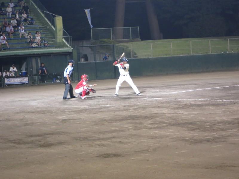 熊谷のプロ野球球団「武蔵ヒートベアーズ」の試合を見に行ってみました 中編