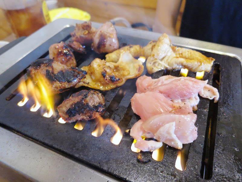 熊谷市小島「宝屋 運動公園」で焼き肉いっぱいと大盛りご飯