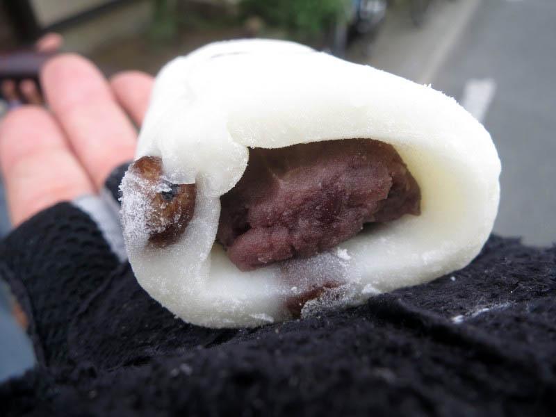 熊谷市箱田6丁目「ばらや」の豆大福