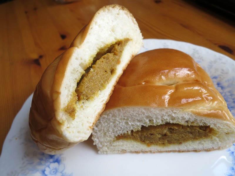 東松山市材木町「木村屋パン店」のパン各種