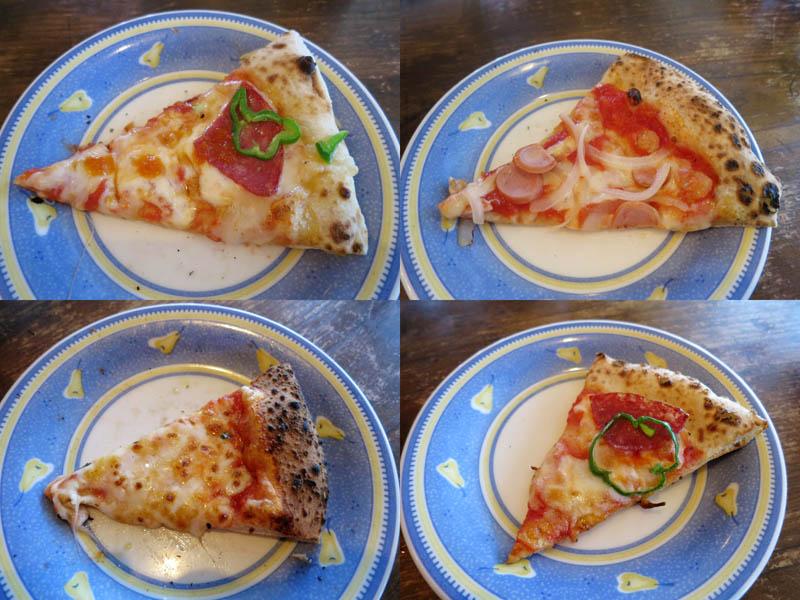 熊谷市小島「ナポリの食卓」のポークラグーのブラウンシチュー生パスタ マディラ葡萄酒風味とピッツア食べ放題